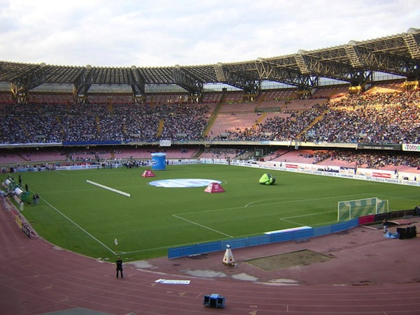 Image result for stadio san paolo