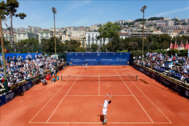 Naples to Host the Italy – Chile Match of the Davis Cup World Group Play-Offs