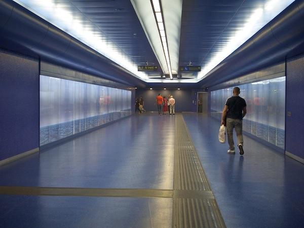 Toledo Metro Station