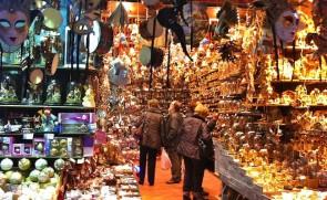 Via San Gregorio Armeno, Naples Christmas Alley