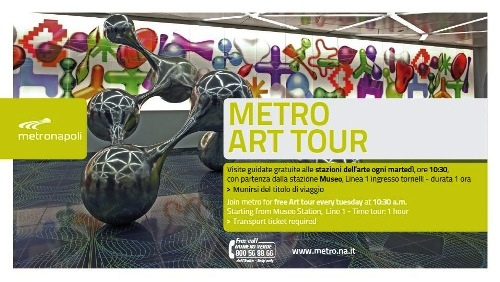 Naples Metro Art Tour