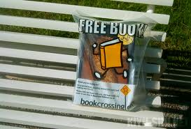 Bookcrossing Lands in Naples
