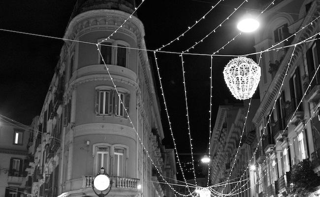 Napoli, la città del Natale