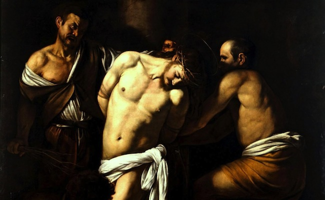 The Flagellation of Christ: A Portrait of a Violent Naples