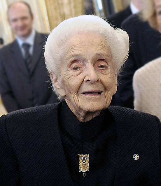 Tribute to Rita Levi Montalcini