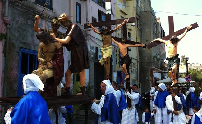 Procida: Good Friday