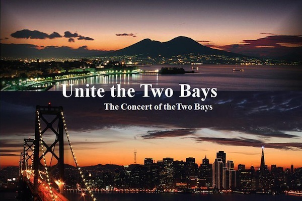 Unite the Two Bays: Landmark Agreements to be signed between Napoli and San Francisco During Mayor de Magistris Visit to the Bay Area