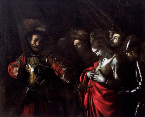 Caravaggio In Naples