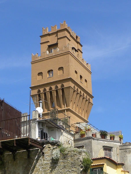 Torre Palascino - The Mystery Tower