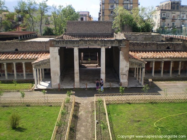 Poppaea and the Villa of Oplontis - Napoli Unplugged