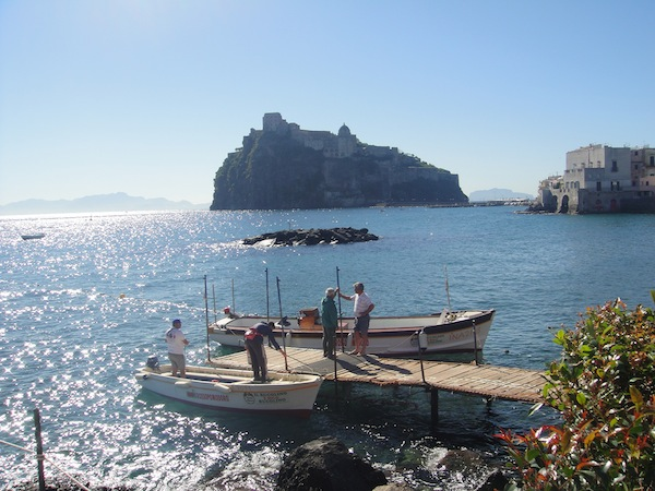 Ischia by Sea