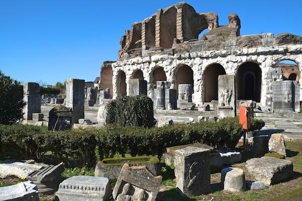 Capua Amphitheater