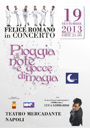 Felice Romano at Teatro Mercadante