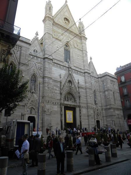 Santa Restituta Duomo