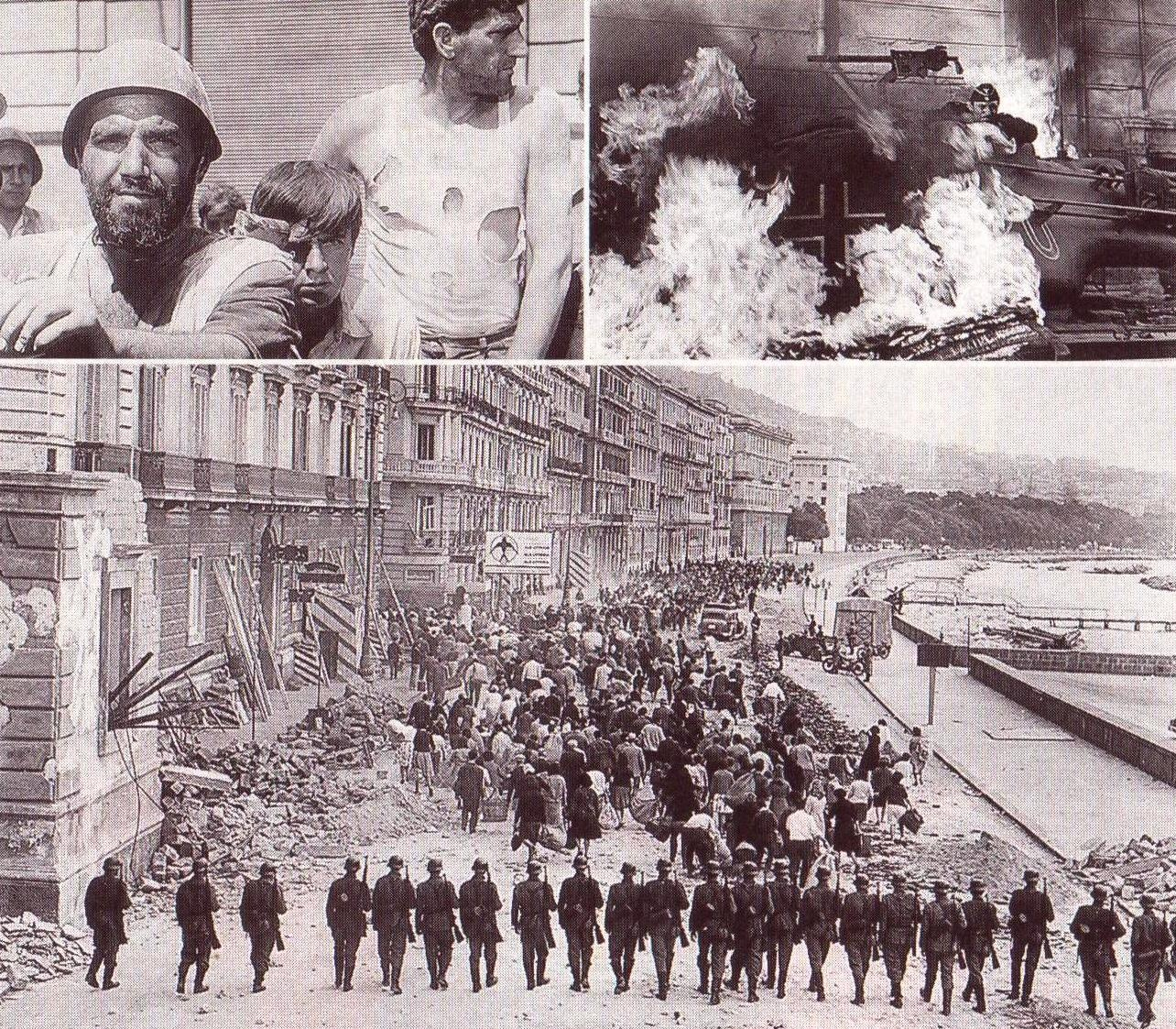 The Four Days of Naples – September 27- 30, 1943  (Le Quattro Giornate di Napoli)