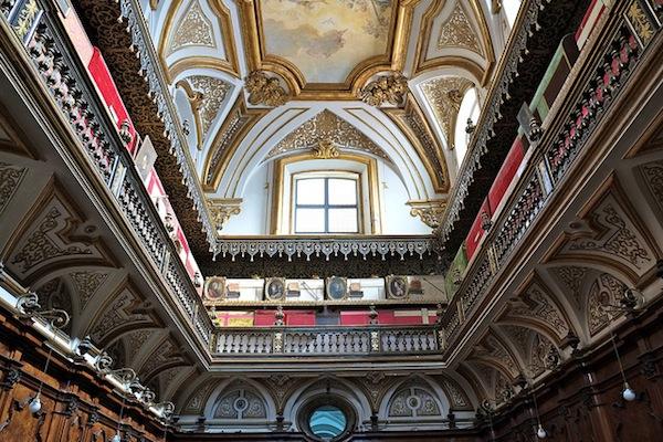San Domenico Maggiore Sacristy