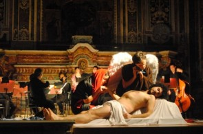 Caravaggio at the Museo Diocesano – 21 Tableaux Vivants