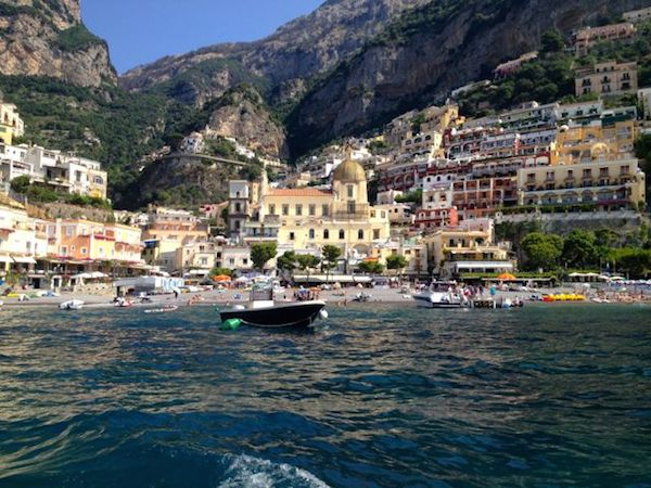 How To Get The Amalfi Coast