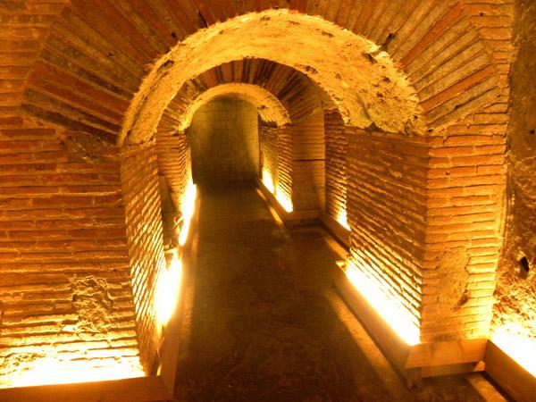 A Tour of Napoli Sotterranea