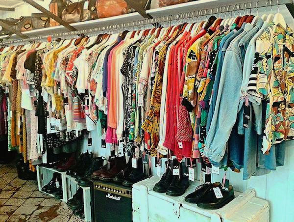 vintage and second hand clothing shops in naples napoli unplugged