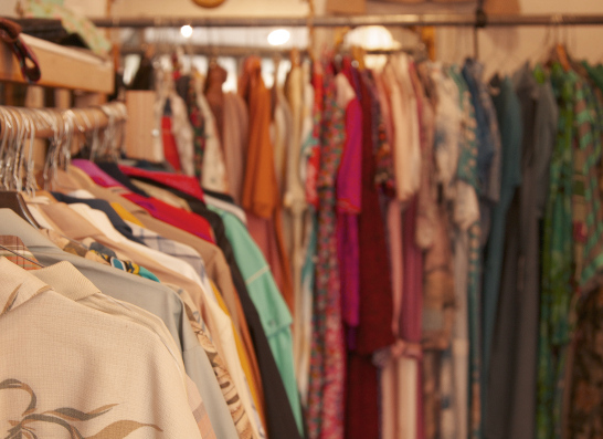 Vintage and Second-Hand Clothing Shops in Naples
