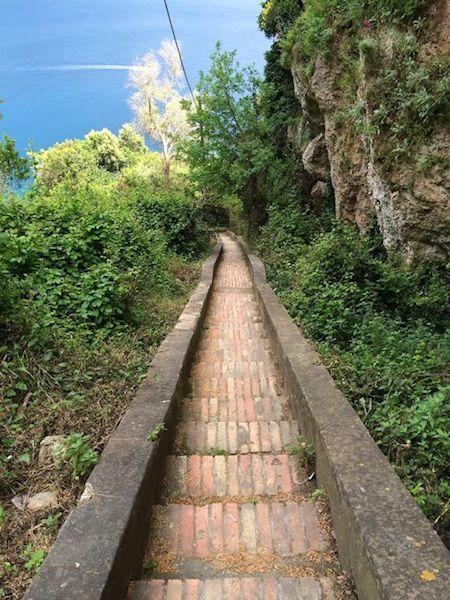 Steps Capri