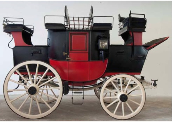 Re-opening of the Carriage Museum at Villa Pignatelli