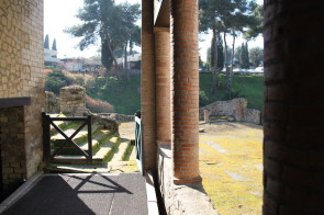 Friday at the ruins: Evening guided tours of the ruins of Pompeii