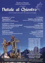 Natale al Chiostro – Christmas at Santa Chiara