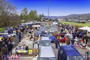 Antique, craft and flea market