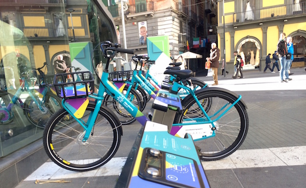 "Bicycles Built for ""Use"": The Bike Sharing Napoli Pilot Program"
