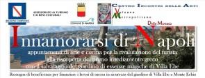 Innamorarsi di Napoli - Fundraising to open the gardens of Villa Ebe