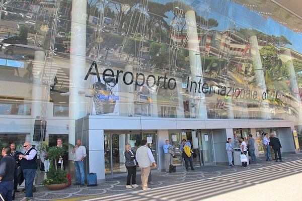 Naples Capodichino Airport